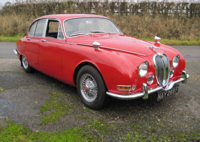 1968 Jaguar S Type 3.4 Manual