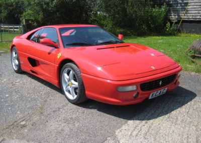 1996 Ferrari 355 Berlinetta manual SOLD