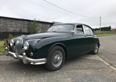 1967 Jaguar MK11 3.4 Auto  This car is now sold