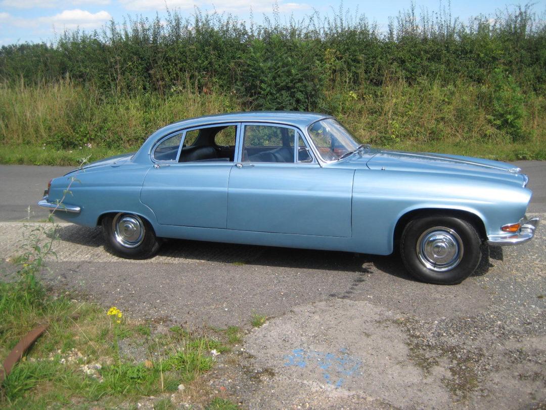 1966 Jaguar MK10 Auto
