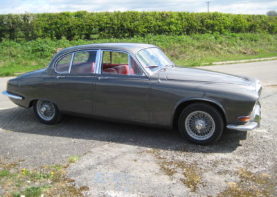 1967 Daimler Sovereign 420 Manual  This car is now sold