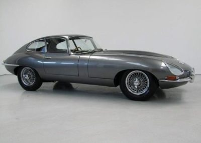 JAGUAR 'E' TYPE 1962  POA