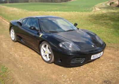2002 Ferrari 360 Modena LHD