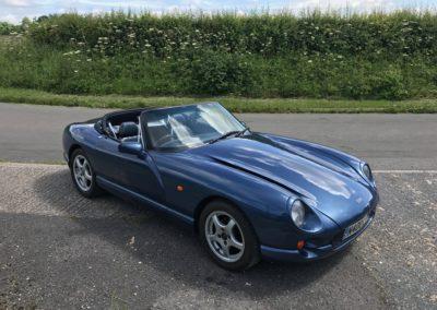 1995 TVR Chimaera 4.0 £12500