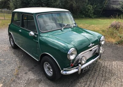 1964 Mini Cooper s 1071  THIS CAR IS NOW SOLD