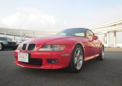 2001  BMW Z3 2.2 Automatic.  £6000