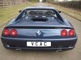 1997 Ferrari 355 GTS Manual