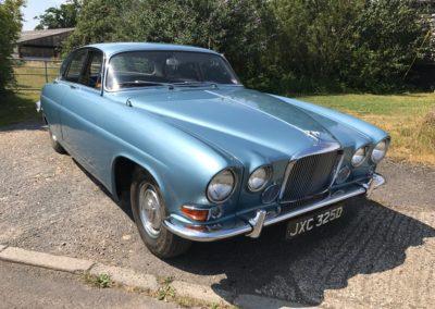 1966 Jaguar MK10 4.2 Auto £15000