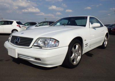 2000 Mercedes SL320 Auto £9000