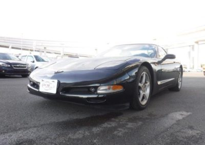 2001 Corvette C5 Auto £16000
