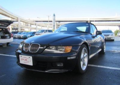 2000 BMW Z3 Roadster 2.0 Auto  Due in soon.