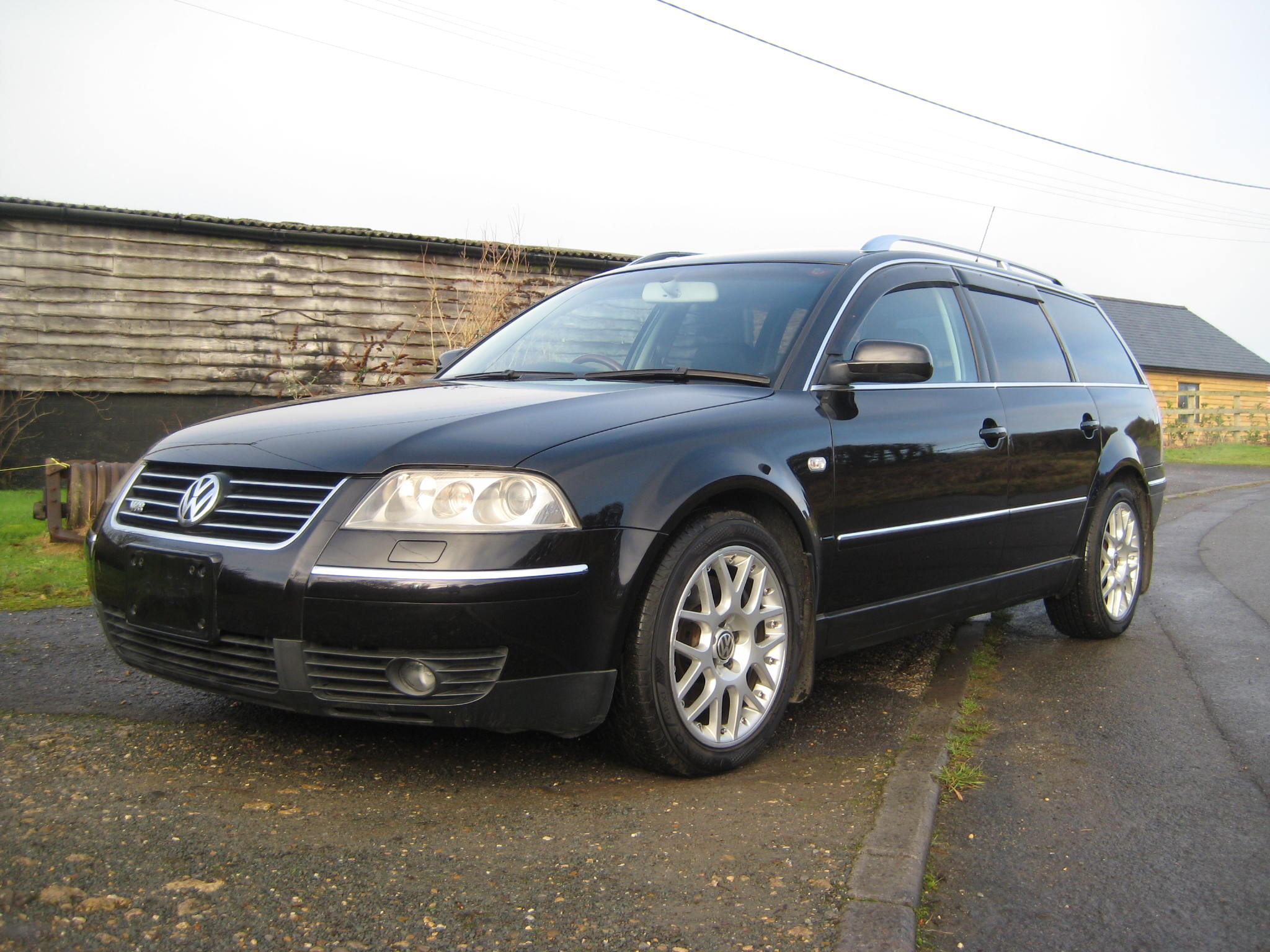 2002 VW Passat W8 Estate Auto. Low Mileage SOLD. 2005 Silver car on ...