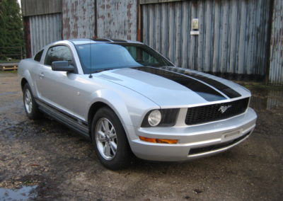 2007 Ford Mustang 4.0 V6 Coupe Low Mileage SOLD