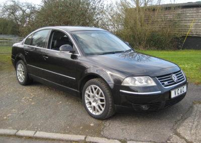 2004 VW Passat W8 Saloon Auto 45000 miles £4750
