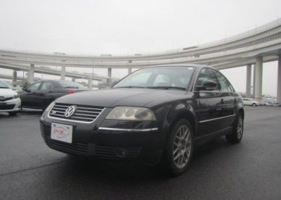 2004 VW Passat W8 Saloon Auto Low Mileage Fabulous condition