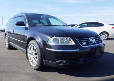 2002 VW Passat W8 Estate Auto. Low Mileage