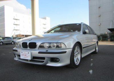 2002 BMW 530i M Sports Touring Automatic.  E 39 Series..£5850.