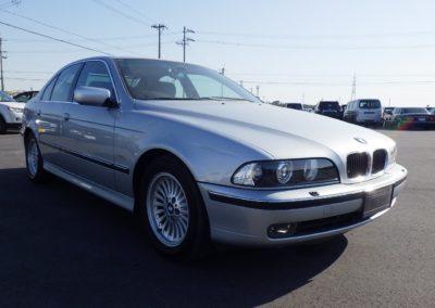 1997 BMW 528i SE Auto Saloon. £5250… MINT CAR.