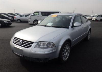 2005 VW Passat W8 Saloon Auto 31000 miles £5250.