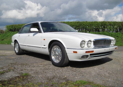 1996 Jaguar XJ6 3.2 Auto. ONLY 21000 miles !!!  SOLD