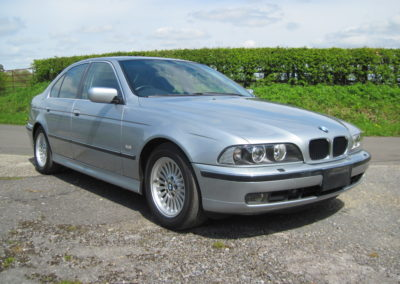 1997 BMW 528i SE Auto Saloon. £4750. Fabulous condition car.