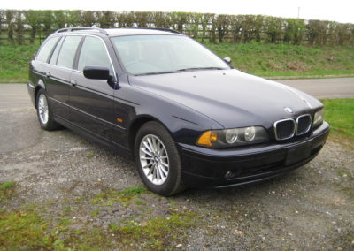 2003 BMW 525 Highline Touring Auto 59000 miles SOLD CAR