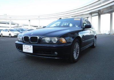 2003 BMW 525 Highline Touring Auto 60000 miles £5500.