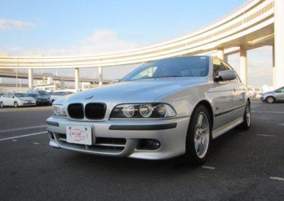 2003 BMW 525i M Sport Saloon Auto done 55000 miles Grade 4.5 (mint).£5850