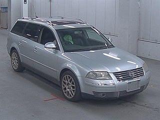 2005 VW Passat Estate W8 Auto  Silver Metallic car done 39000 miles Coming Soon.