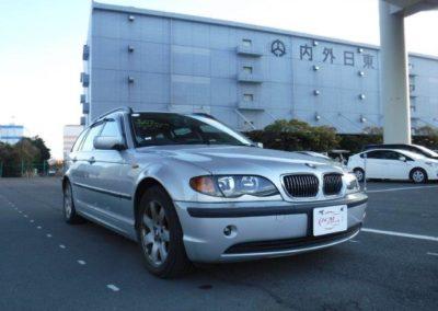 2003 BMW 325 SE Touring Auto 11300 miles ONLY!!!!!  £5000