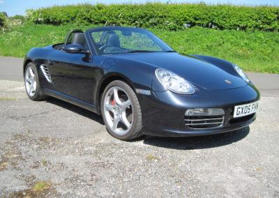 2005 Porsche Boxster S Manual 987 16400 miles £14750