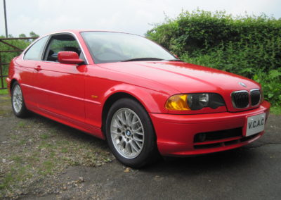 1999 BMW 328 Coupe Auto 20000 miles from new £5000  Top grade car