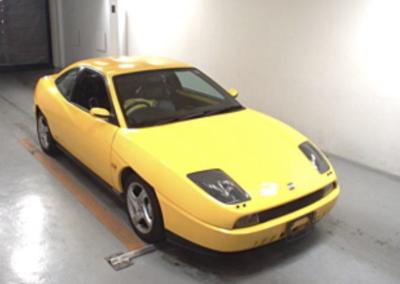 2000 Fiat Coupe 20V Turbo Manual 57000 miles  Grade 4B car …£5750
