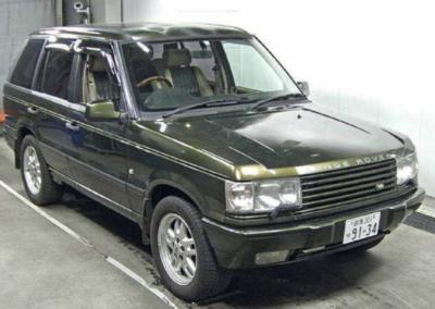 1998 Range Rover 4.6 Autobiography. 60000 miles £6450