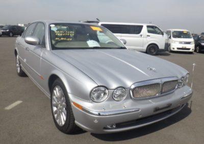 2003 Jaguar XJ350 3.5 V8 Auto. 67000 miles Grade 4B car. Sovereign Spec. £5950.