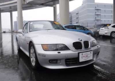 2000 BMW Z3 2.8 Sport Auto.  Grade 4B car 48500 miles  Due in May. £5950