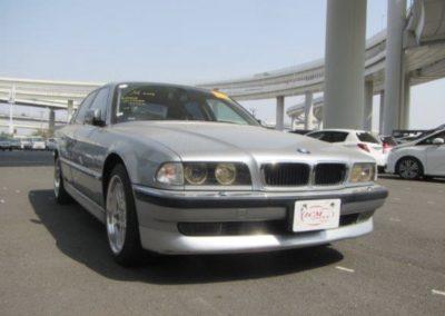 1996 BMW 735 V8 Auto 54000 miles £5750