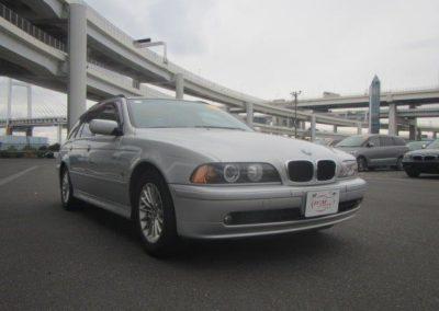 2002 BMW 525 Highline Touring Auto 54500 miles Grade 4.5 Top Condition Car. £5500