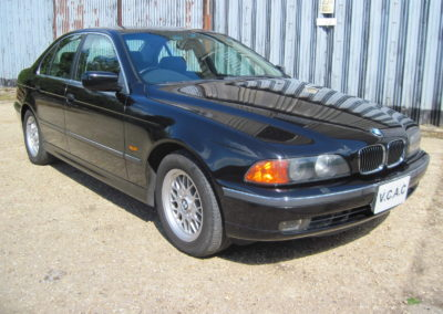 1997 BMW 540 V8. Highline. Auto. 40000 Miles in fantastic Condition. DEPOSIT TAKEN