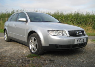 2003 Audi A4 Avant 2.0 SE Auto with full leather done just 13000 miles from new. DEPOSIT TAKEN