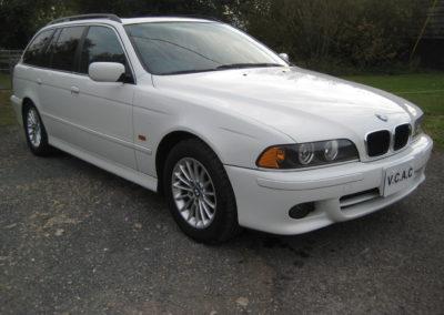 2002 BMW 525 Touring Auto Individual 37000 Miles Stunning car £6000 DEPOSIT TAKEN