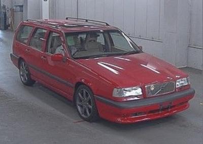 1996 Volvo 850R Estate Auto 71000 miles £6250 Great value car.