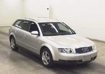 2003 Audi A4 Avant 2.0 SE Auto with full leather done just 13000 miles from new. £4750