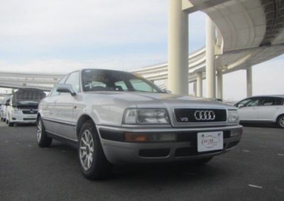 1995 Audi 80 2.6 V6 Saloon Auto 40000 miles from new £4850