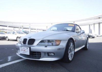 2001 BMW Z3 3.0 Auto sport Roadster  44000 miles £6250