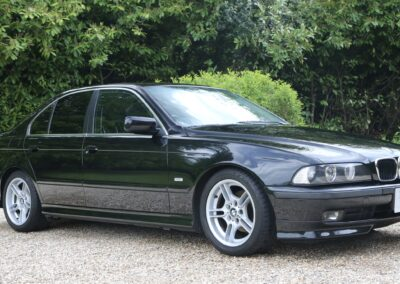 2003 BMW 525 M sport Individual Saloon Auto £5500 Superb Looking car.