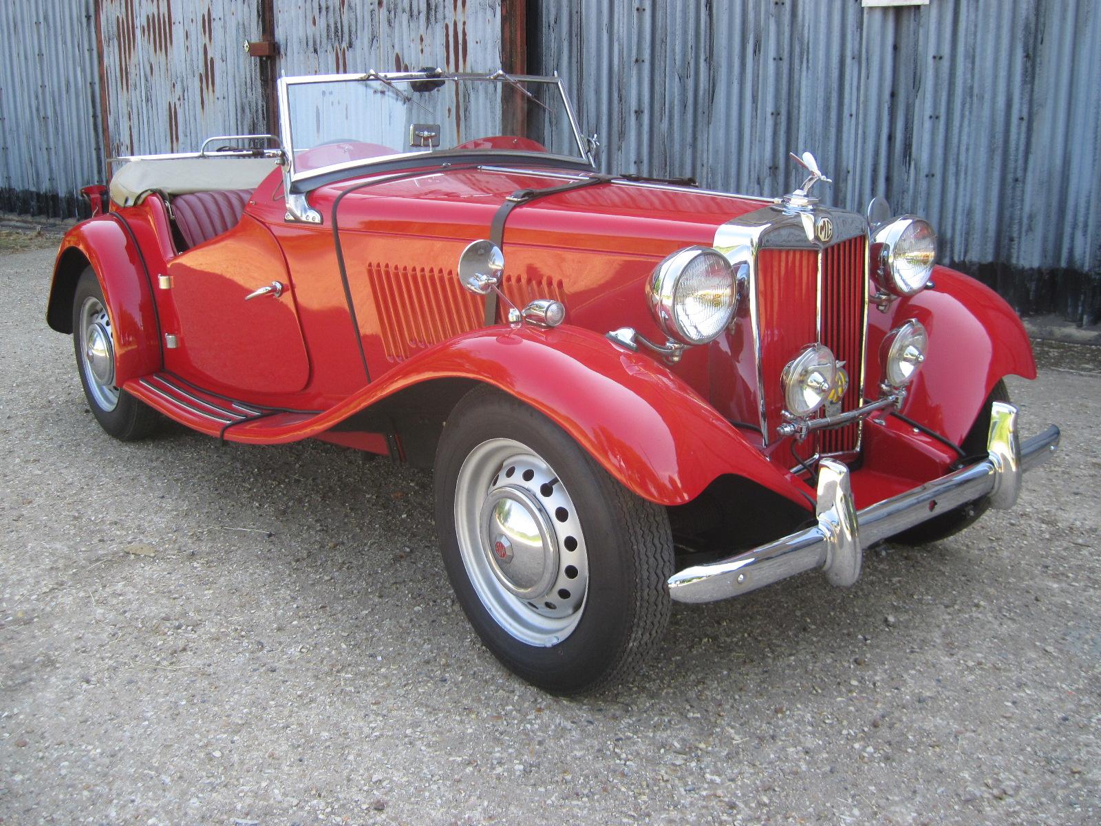 Wessex Classics Car