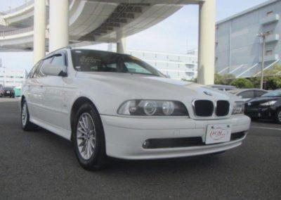 2003 BMW 525 Touring Highline Auto  £5250   Superb car in White.