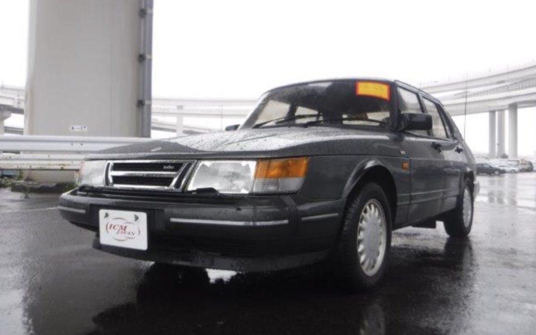 1993 Saab 900 Turbo 16V Auto Saloon 25000 miles from new , Amazing low mileage car . DEPOSIT TAKEN