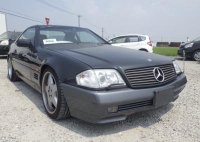 1994 Mercedes SL500 V8 Auto 73000 Miles Absolutely Mint Mint Mint  DEPOSIT TAKEN
